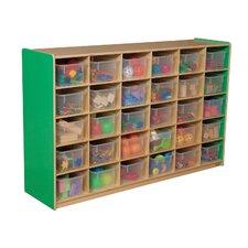 Storage Unit 30 Compartment Cubby