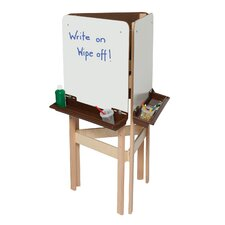 Natural Environment 3-Way Easel with Brown Tray