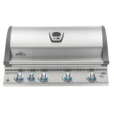 """36.5"""" Lex Built-In Gas Grill"""