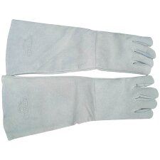 Deluxe Insulated Fireplace Leather Gloves