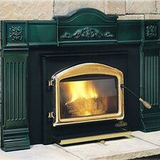 Deluxe EPA Wood Burning Fireplace
