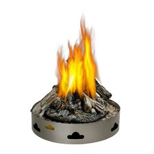 Patio Natural Gas Flame Table Fire Pit