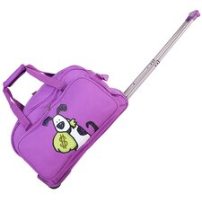 "Money Doggie 20"" Spinner Kids Duffle"