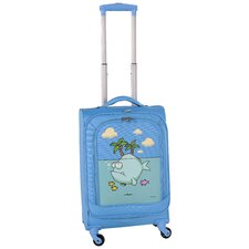 "Big Fish 20"" Spinner Suitcase"