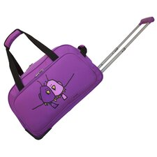 "Big Love Birds 20"" Spinner Kids Duffel"