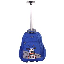 Moon Dog Wheeled Backpack