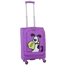 "Money Doggie 20"" Spinner Suitcase"