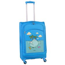 "Big Fish 24"" Spinner Suitcase"