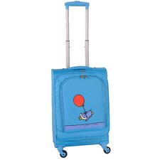 "Flying Penguin 20"" Spinner Suitcase"