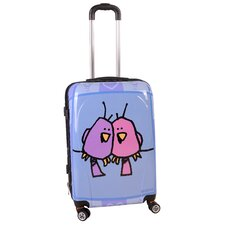 "Big Love Birds 24"" Hardsided Spinner Suitcase"