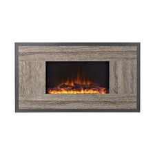 Oland Wall Mount Electric Fireplace
