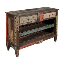 Accent Chest with Wine Storage
