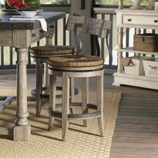 "Twilight Bay 24"" Swivel Bar Stool"