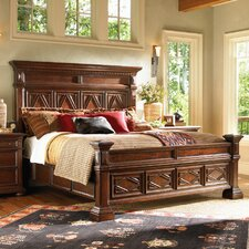 Fieldale Lodge Panel Customizable Bedroom Set
