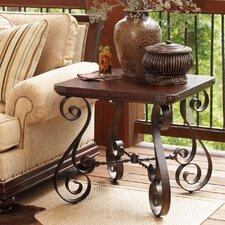 Fieldale Lodge Littleton End Table