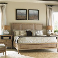 Monterey Sands Platform Customizable Bedroom Set