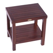 Classic Teak Outdoor End Table