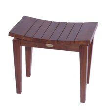 Sojourn Asia Furniture Contemporary Teak Shower Stool