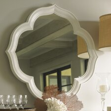 Ivory Key Paget Mirror