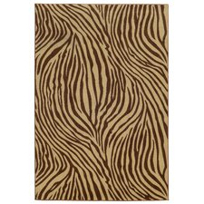 Tommy Bahama Voyage Beige / Brown Abstract Rug