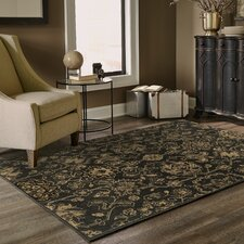 Villa Brown/Beige Area Rug