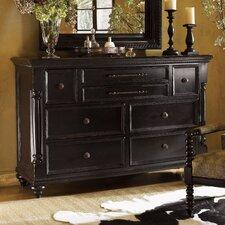 Kingstown Stony Point 6 Drawer Triple Dresser