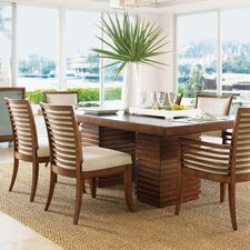 Ocean Club Peninsula Dining Table