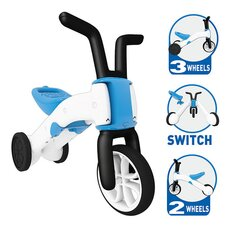 Bunzi 2-in-1 Gradual Balance Bike