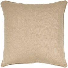 Linen Throw Pillow