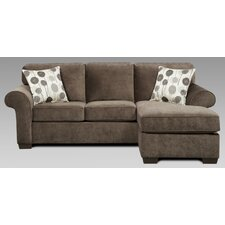Worcester Right Hand Facing Sleeper Sectional