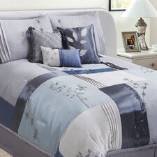 Back to Nature 7 Piece Complete Comforter Set
