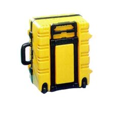 Military Ready Wheeled Tool Case with Cart