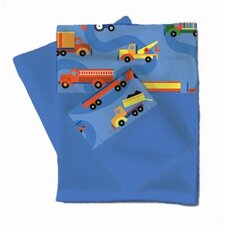 Boys Like Trucks Sheets / Pillowcase Set