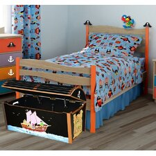 Pirate Pals Twin Bed