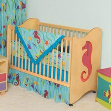Tropical Seas Nursery Convertible Crib