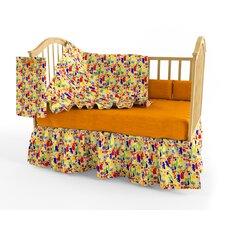 Zoo 4 U 4 Piece Crib Bedding Set