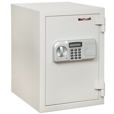 Fireproof Electronic Lock Security Safe 0.97 CuFt