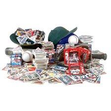 1000 Baseball Cards from 7 Decades Display Box