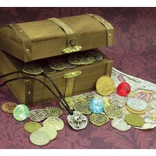 Kid's Pirate Treasure Chest