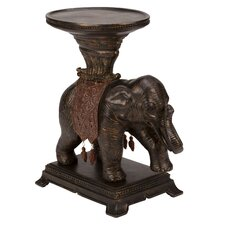 Elephant End Table