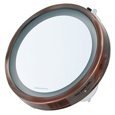LED Lighted Suction Cup Mirror