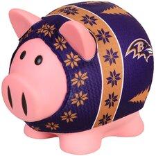 NFL Sweater Piggy Bank
