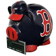MLB Large Piggy Bank Figurine
