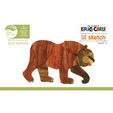 The World of Eric Carle Lil' Sketch Book Assortment