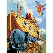 Painting by Numbers Small Noah's Ark Junior Set (Set of 3)