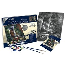 Paint Your Own Masterpiece Spanish Garden Set