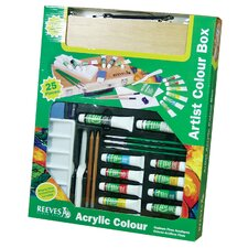 Acrylic Artist Color Box Set