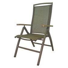 Island Breeze Multi-Position Folding Arm Chair