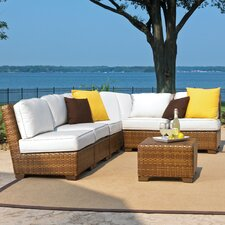 St. Barths 7 Piece Seating Group with Cushions
