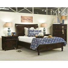 Old Havana Sleigh Customizable Bedroom Set